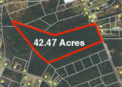 Large acreage with State Road Frontage
